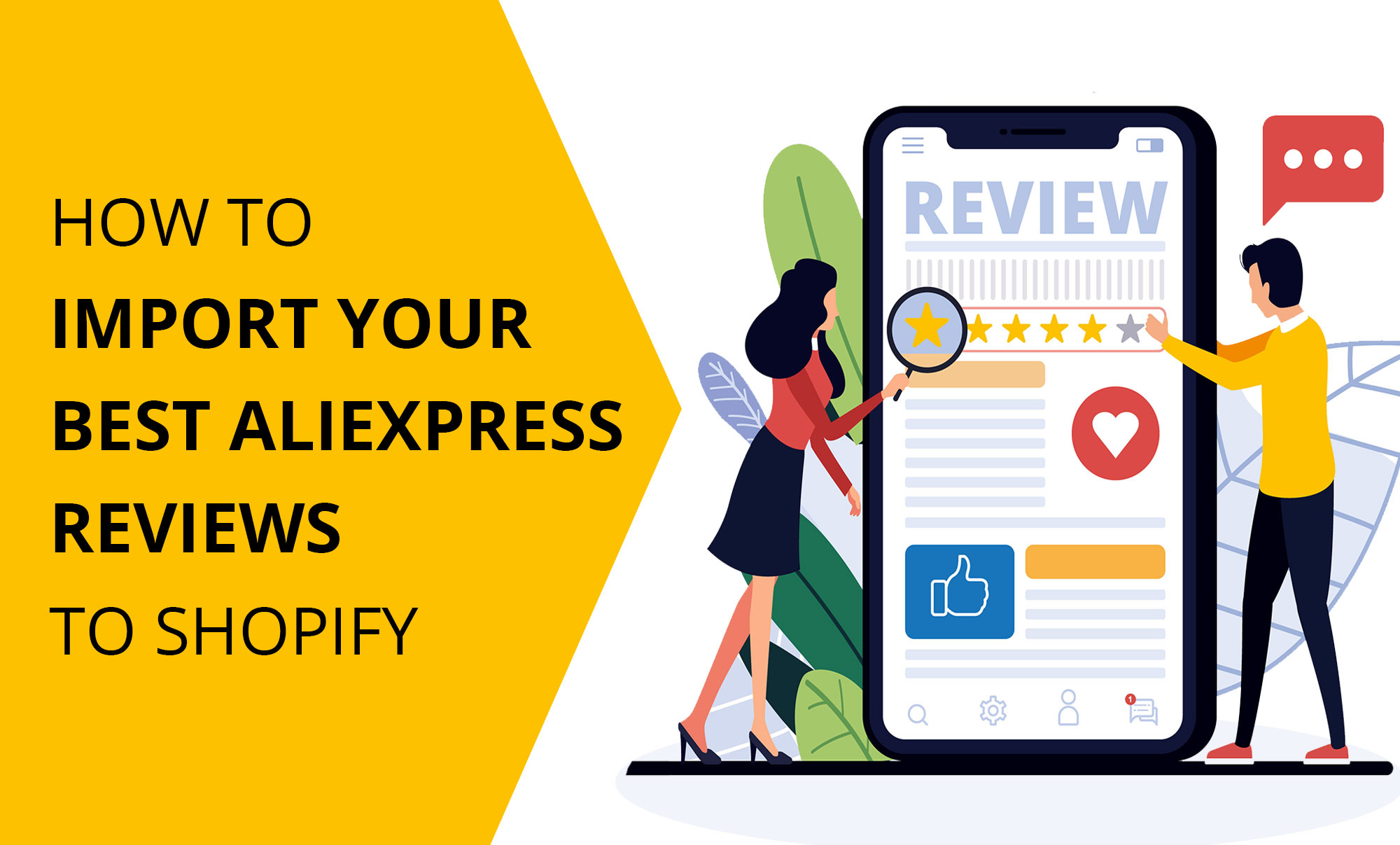 How can you import your best Amazon & Aliexpress reviews into your Shopify website
